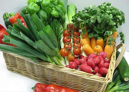 List All Foods High In Vitamin K